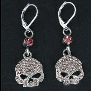 JUST IN🔥HD Skull Earrings